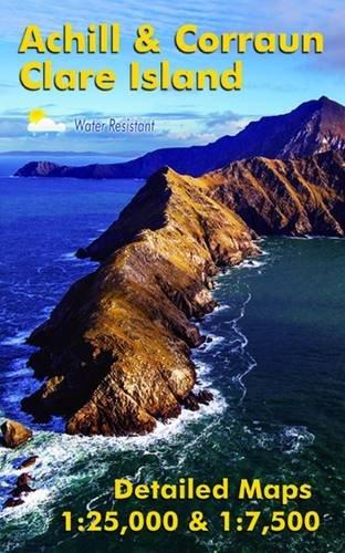 Cover of Achill, Curraun & Clare Island Map