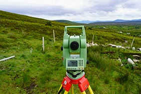 Field survey equipment